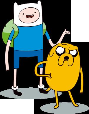 フィン&ジェイク