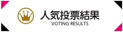人気投票結果発表