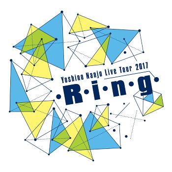 Yoshino Nanjo Live Tour 2017ロゴ