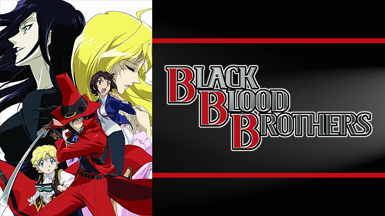 BLACK BLOOD BROTHERS | アニメ動画見放題 | dアニメストア