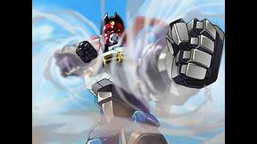 電 gear 童 戦士