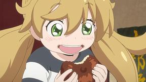 お休みの日のとくべつドーナッツ
