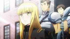 高等士官学校の騎士団