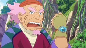 森の忍者、シャドウ参上!