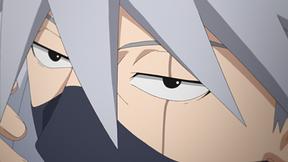 写輪眼の少年