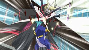 逆天VS逆天殺 放て!×天アルティメットバスター!!