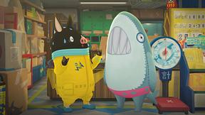 サメとの遭遇