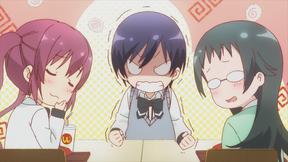 サイミン/味集中カウンター/即席麺