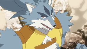霊山の虎狼