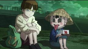 豆腐小僧のカビパンデミック
