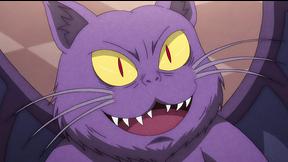 こうもり猫のハロウィン大爆発