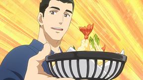 初夏の天ぷら盛り合わせ