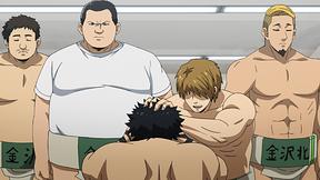相撲の神に愛された男