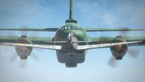 情け無用の爆撃機