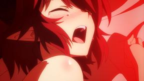 竜姫悶える