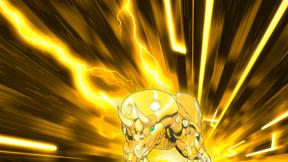 新たなるゴールド爆丸/誇りの仮面