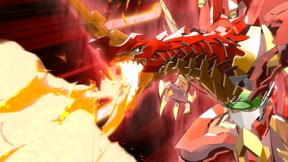 最後の戦い/ドラゴノイドマキシマス