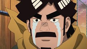 碧き猛獣VS六道マダラ