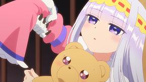 おやすみ アニメ 城 で 魔王
